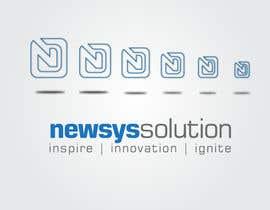#22 untuk Design a Logo for Newsys Solution oleh strezout7z