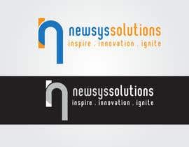 #26 untuk Design a Logo for Newsys Solution oleh strezout7z