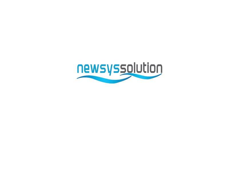 Penyertaan Peraduan #                                        17                                      untuk                                         Design a Logo for Newsys Solution