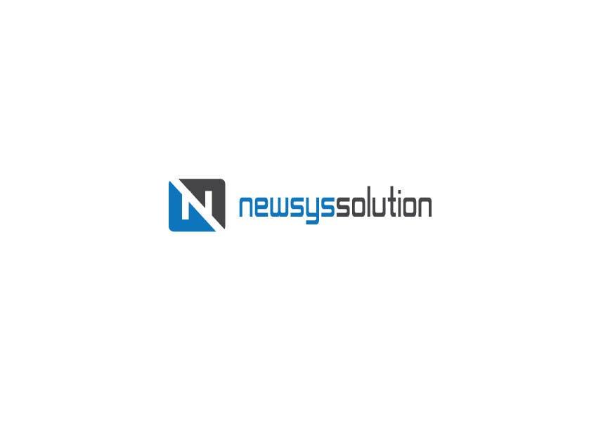 Penyertaan Peraduan #                                        31                                      untuk                                         Design a Logo for Newsys Solution
