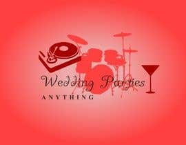 #18 para Logo Design for Wedding Parties Anything. por solidbozz