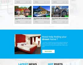 #19 for Real Estate property management website af husainmill