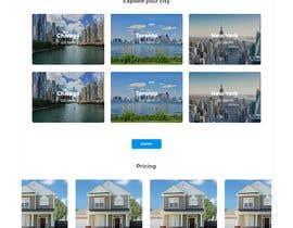#12 for Real Estate property management website af indrahartakenda7