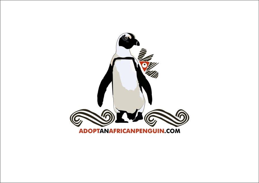 Конкурсная заявка №126 для Logo Design for Adopt an African Penguin Foundation