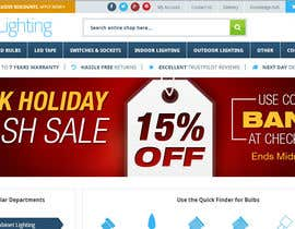 #9 cho Design an Email Banner & 2 Matching Website Banners for Bank Holiday Sale bởi DenisLucian