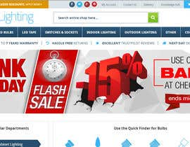 #20 cho Design an Email Banner & 2 Matching Website Banners for Bank Holiday Sale bởi DenisLucian