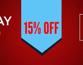 #13 cho Design an Email Banner & 2 Matching Website Banners for Bank Holiday Sale bởi Aanmeka