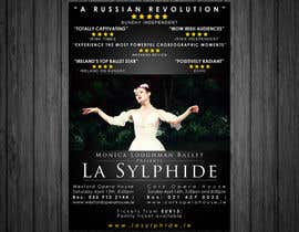 #14 para Graphic Design for Ballet company for a ballet called La Sylphide por qoaldjsk
