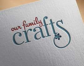 #36 para Design a Logo for our Crafts Business por vladspataroiu