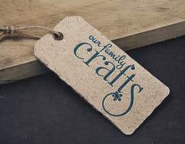 #37 para Design a Logo for our Crafts Business por vladspataroiu