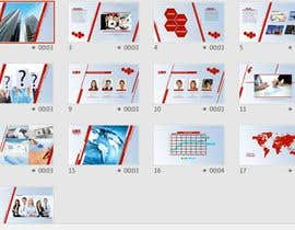 #12 for Re- Design a Powerpoint Presentation .. 28 Pages - content is given by mohmedrashed
