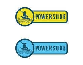nº 5 pour PowerSurf, Power Surf, POWERSURF par BlackRainbow8