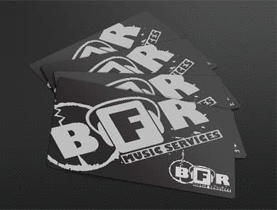 Конкурсная заявка №375 для Logo Design:  BFR Music OR BFR Music Services