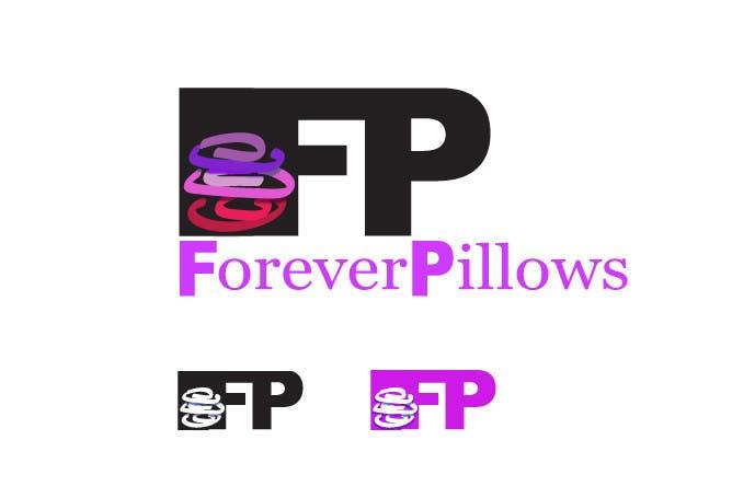 Penyertaan Peraduan #252 untuk Logo Design for Forever Pillows