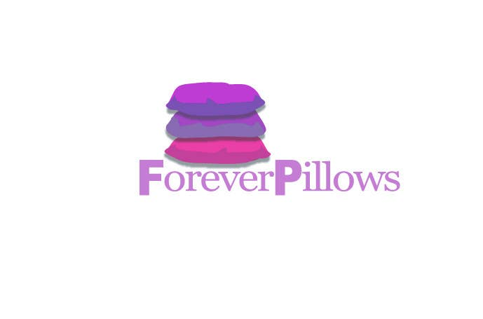 Inscrição nº 253 do Concurso para Logo Design for Forever Pillows