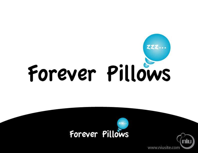 Penyertaan Peraduan #184 untuk Logo Design for Forever Pillows