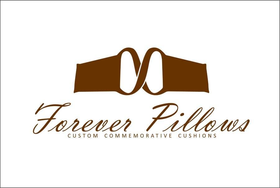Inscrição nº 200 do Concurso para Logo Design for Forever Pillows