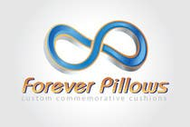 Graphic Design Entri Peraduan #171 for Logo Design for Forever Pillows