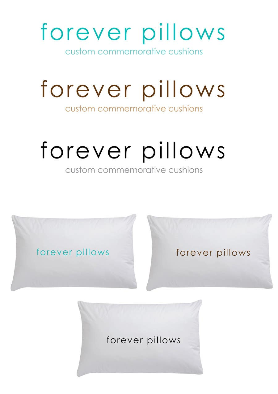 Inscrição nº 226 do Concurso para Logo Design for Forever Pillows