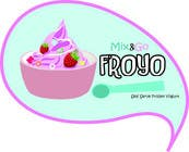 Graphic Design Entri Kontes #204 untuk Logo Design for Mix&Go FroYo