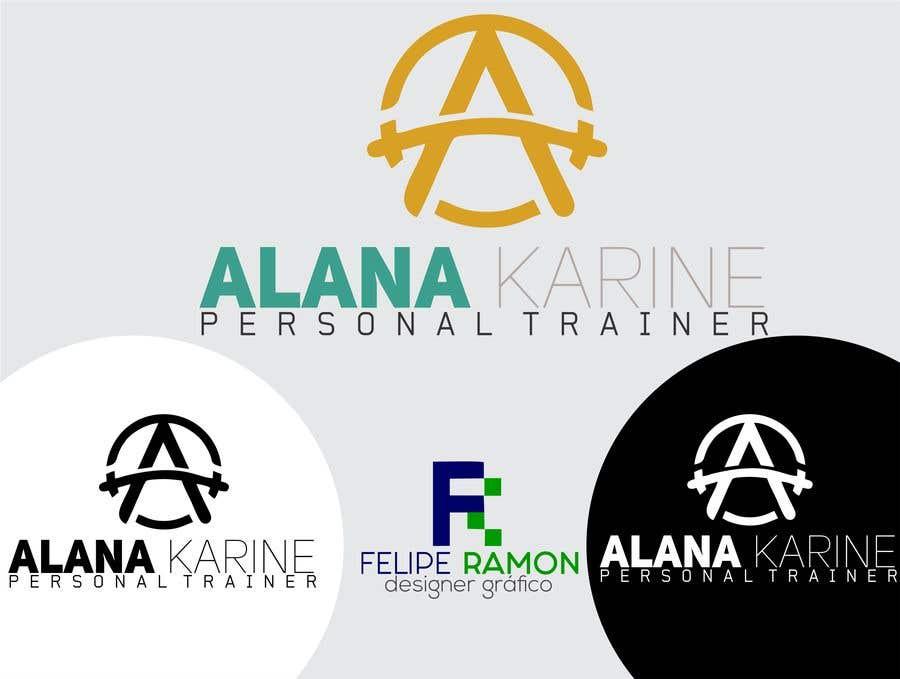 Inscrição nº                                         21                                      do Concurso para                                         Logomarca Alana Karine