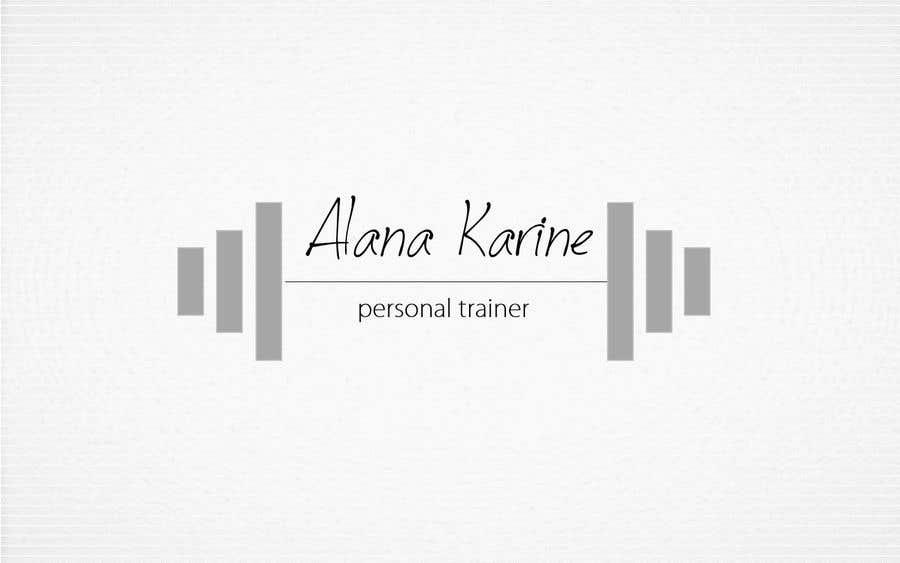 Inscrição nº                                         4                                      do Concurso para                                         Logomarca Alana Karine