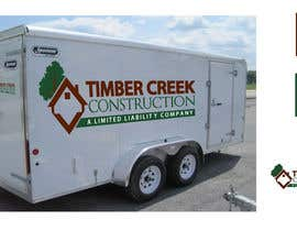 #58 para Logo Design for Timber Creek Construction por todeto