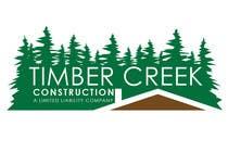 Graphic Design Konkurrenceindlæg #40 for Logo Design for Timber Creek Construction