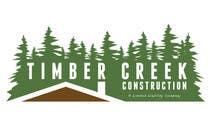 Graphic Design Konkurrenceindlæg #45 for Logo Design for Timber Creek Construction