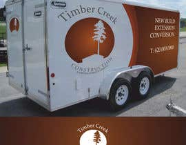 #69 untuk Logo Design for Timber Creek Construction oleh Kuczakowsky