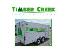 Esemtezed tarafından Logo Design for Timber Creek Construction için no 142