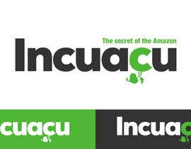 nº 5 pour Logo Design for Incuaçu par Jevangood