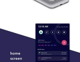 #24 for Design a home screen for an app by deditrihermanto