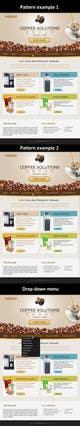 Icône de la proposition n°                                                62                                              du concours                                                 Website Design for Coffee Solutions Group