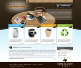 Proposition n° 42 du concours Graphic Design pour Website Design for Coffee Solutions Group