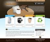 Proposition n° 41 du concours Graphic Design pour Website Design for Coffee Solutions Group