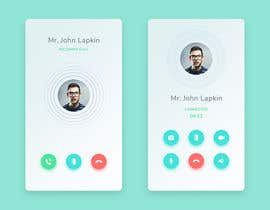 #6 for Design an Mockup for Video Doorbell App by bagasmr