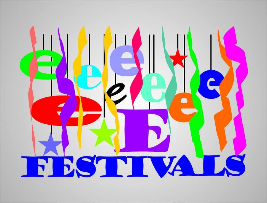 Inscrição nº 394 do Concurso para Logo Design for eFestivals