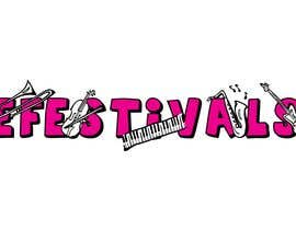 #387 para Logo Design for eFestivals por Ferrignoadv