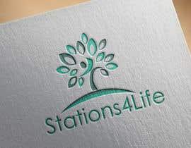 #21 untuk Design a Logo for Stations for Life oleh stojicicsrdjan