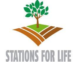 #20 untuk Design a Logo for Stations for Life oleh rajausmansaj1d