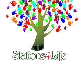 #41 untuk Design a Logo for Stations for Life oleh ekosubakir