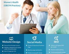 nº 23 pour Design a Brochure for Medical Marketing Services par patricashokrayen