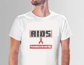 #8 for Design a T-Shirt For HIV Awareness by ratnakar2014