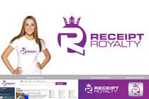 Contest Entry #90 for Logo Design for Receipt Royalty Mobile Application