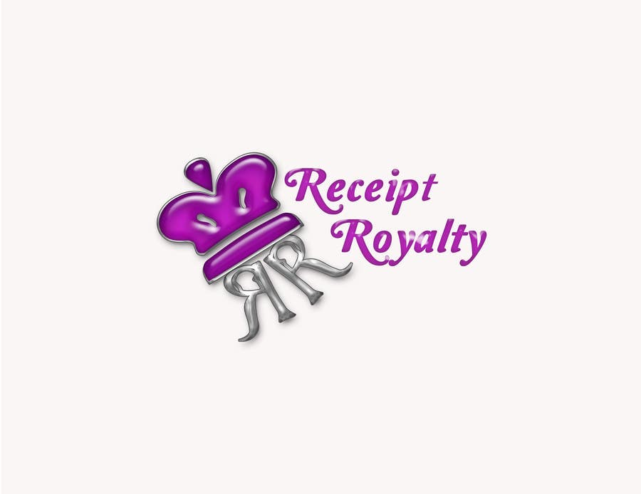 #134 for Logo Design for Receipt Royalty Mobile Application by alisha1983