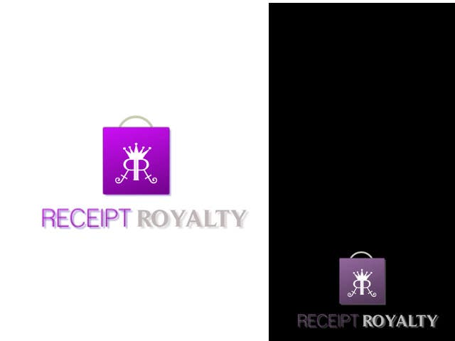 #206 for Logo Design for Receipt Royalty Mobile Application by designzGuRu