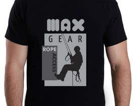 "#24 για Design a ""rope access"" T-Shirt. από adstyling"