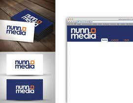 #77 for Logo Design for Nunn Media by benpics