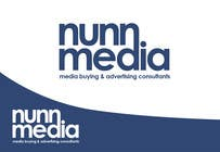 Logo Design for Nunn Media için Graphic Design32 No.lu Yarışma Girdisi